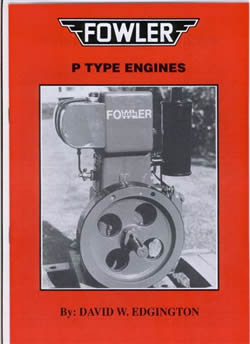 Fowler P Type Engines