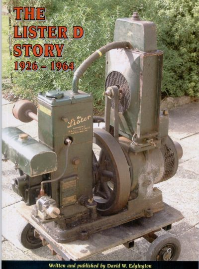 The Lister D Story by David Edgington